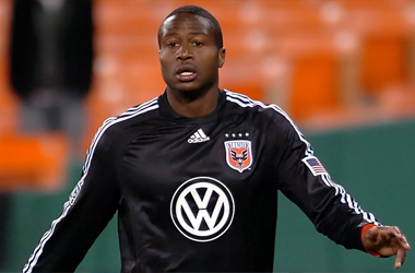Anthony Peters DC United