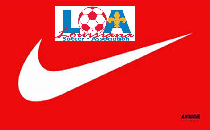 LSA PARTNERS WITH NIKE